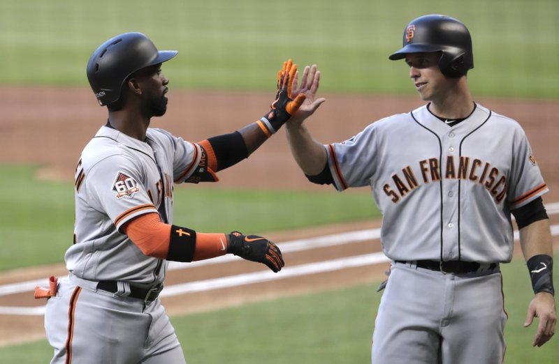 Buster Posey, Andrew McCutchen