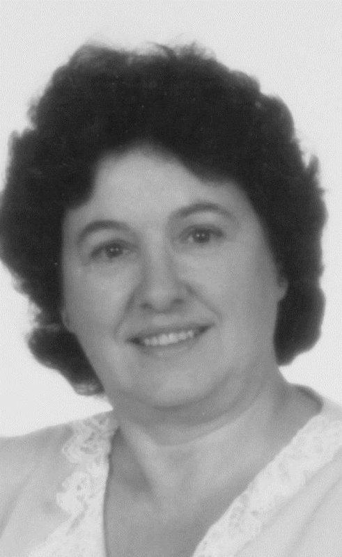 Mrs. HAZEL ELLEN THORNTON BERRY