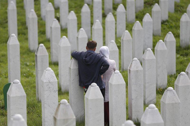 Bosnia Srebrenica