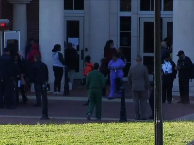 One Dead in Birmingham School Shooting