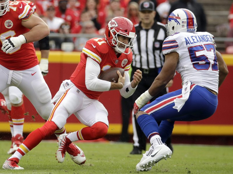 Alex Smith, Lorenzo Alexander