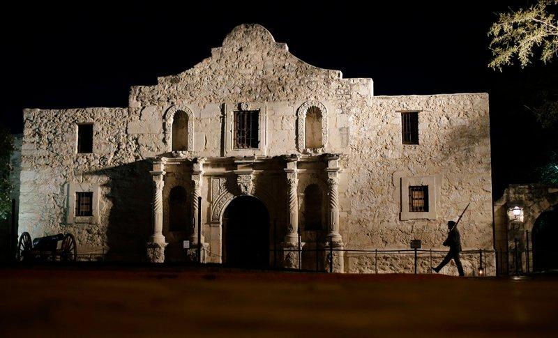 the Alamo, John Potter