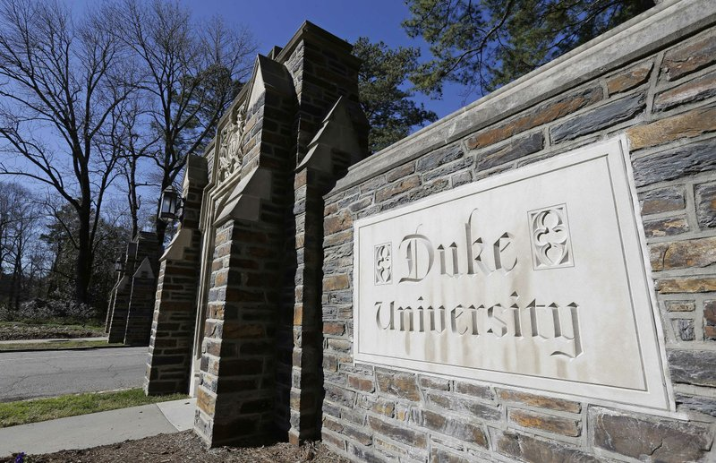 Duke moves to reassure grad students after Chinese complaint