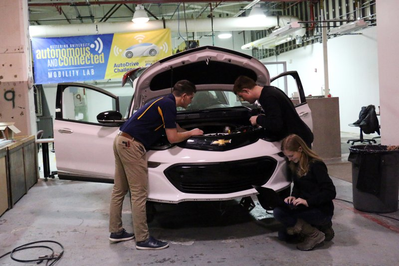SAE International AutoDrive Challenge Year One is a Wrap: Teams Automate with Velodyne LiDAR