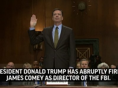 Key Moments Leading up to Comey's Firing