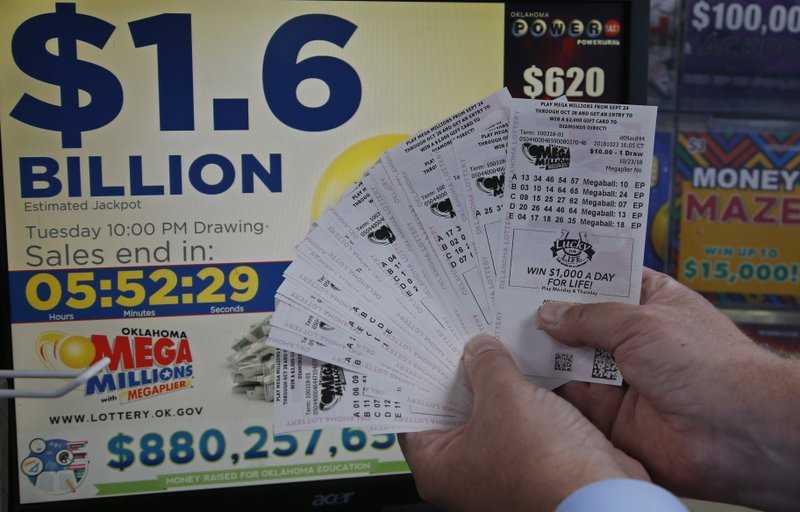 AP Explains: Why the world's biggest lottery jackpot wasn't