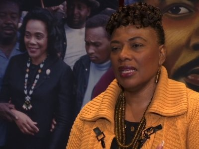 Bernice King Implores President To Calm Rhetoric