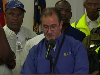 Mandatory evacuations ordered in Fayetteville, NC