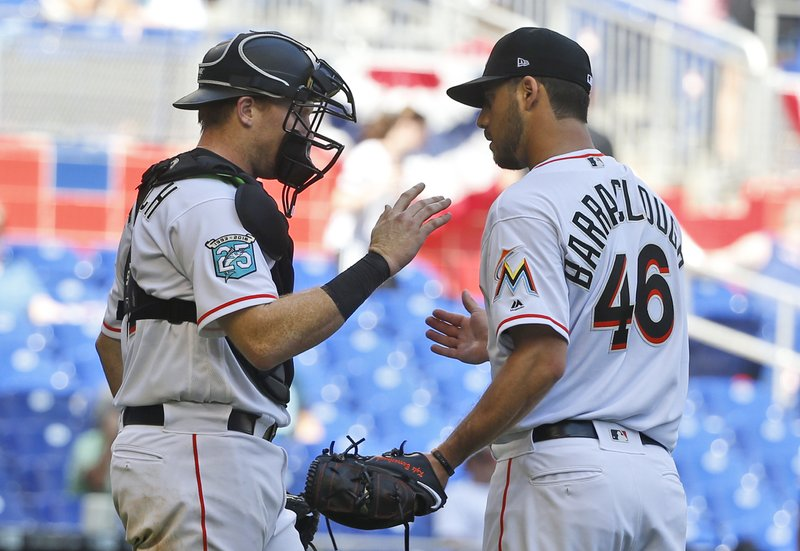 Chad Wallach, Kyle Barraclough