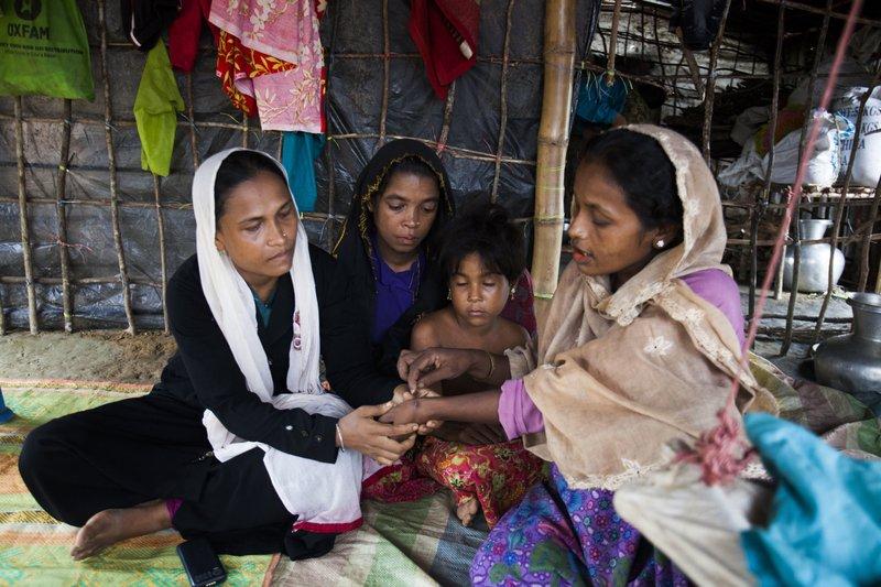 Zahida Begum