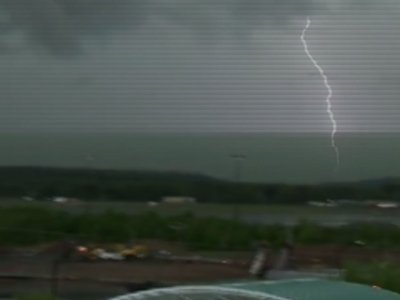 Raw: Severe Weather Strikes Northeastern U.S.