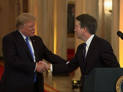 Trump Picks Brett Kavanaugh for Supreme Court