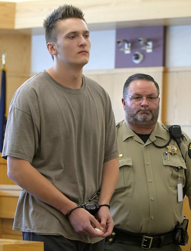 Teen Pleads Guilty After Girl Found Shot In Ditch