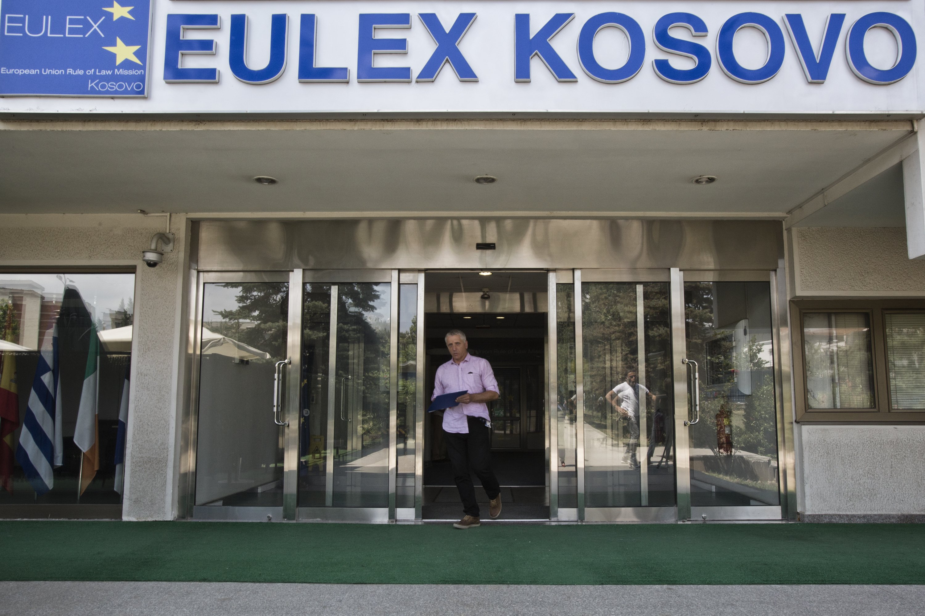 Eu Lauds Kosovo Mission As It Scales Down Operations