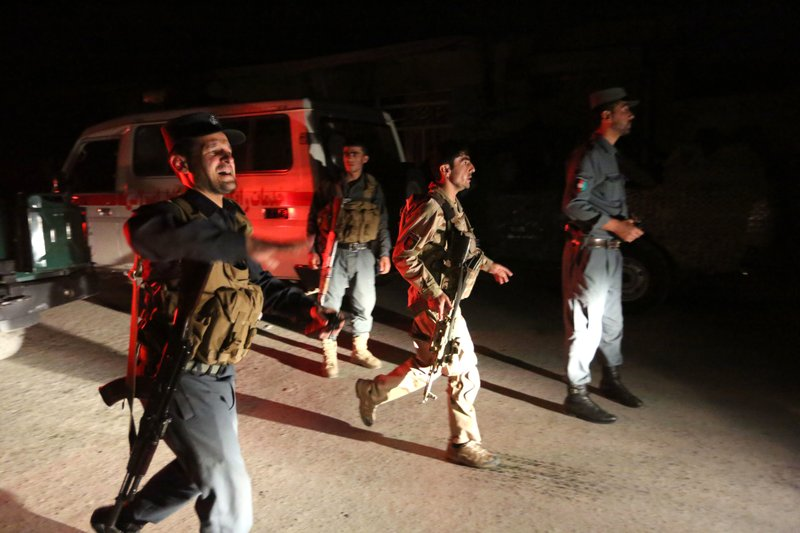 Attack on American University in Afghanistan leaves 7 dead