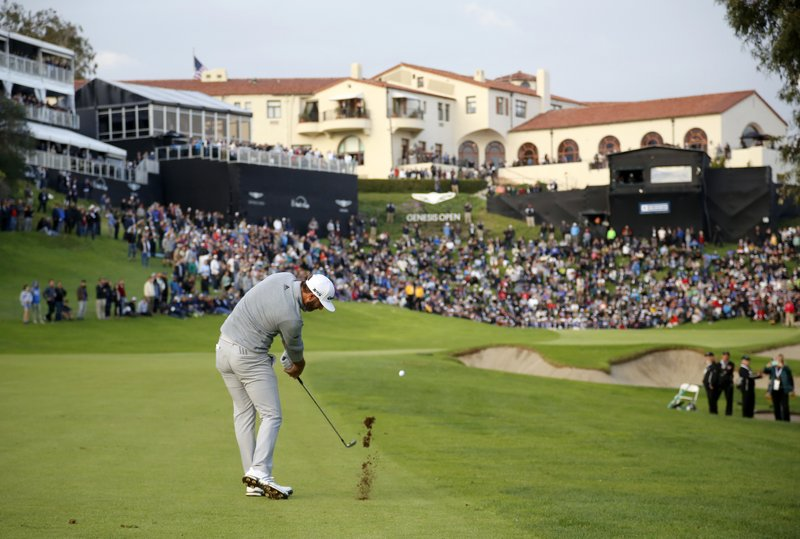 Dustin Johnson Goes To No 1 With Big Win At Riviera