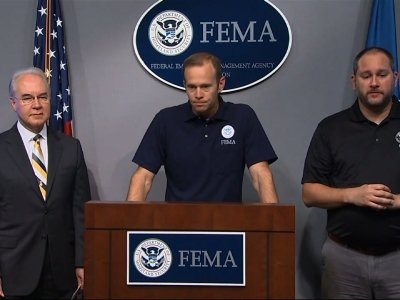 FEMA to Floridians in Irma's Path: Get Out Now