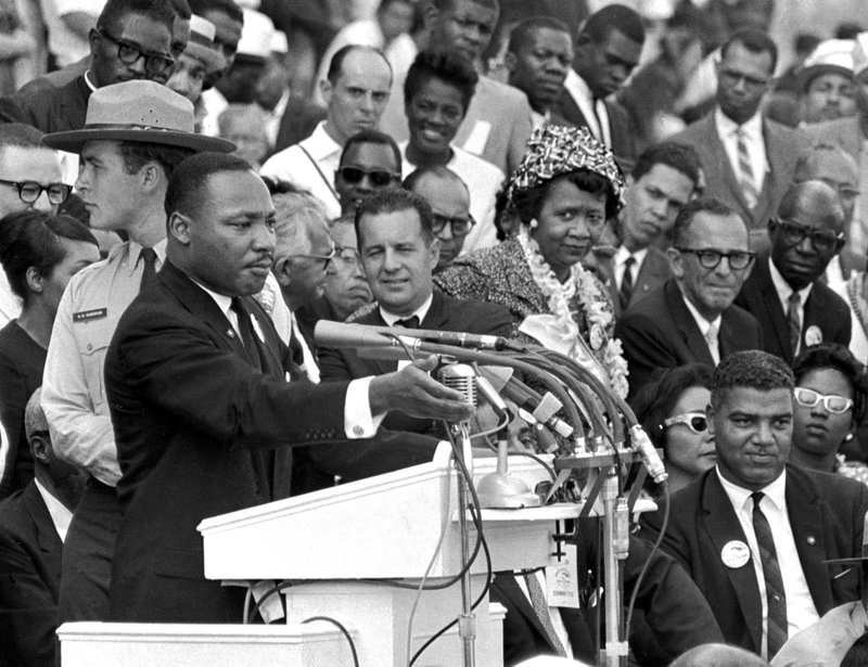 """the popular actions and achievements of nobel peace prize winner dr martin luther king jr The 1991 nobel peace prize winner  dr martin luther king jr arriving to deliver the """"the true leader of the popular peace."""