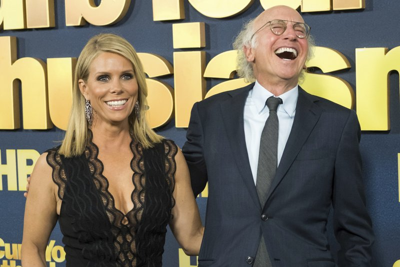 Larry David, Cheryl Hines