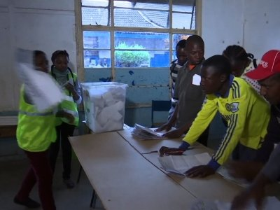 Vote Counting Begins in Kenya Election