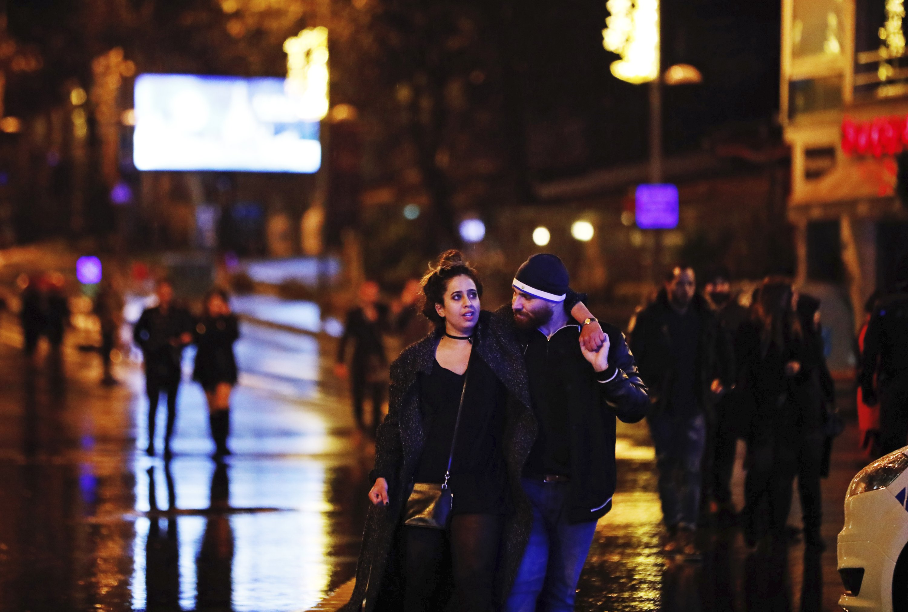 A look at the major attacks in Turkey over the past year