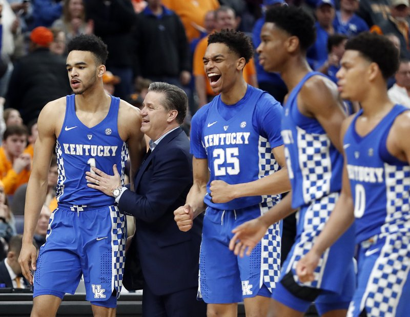 John Calipari, Sacha Killeya-Jones