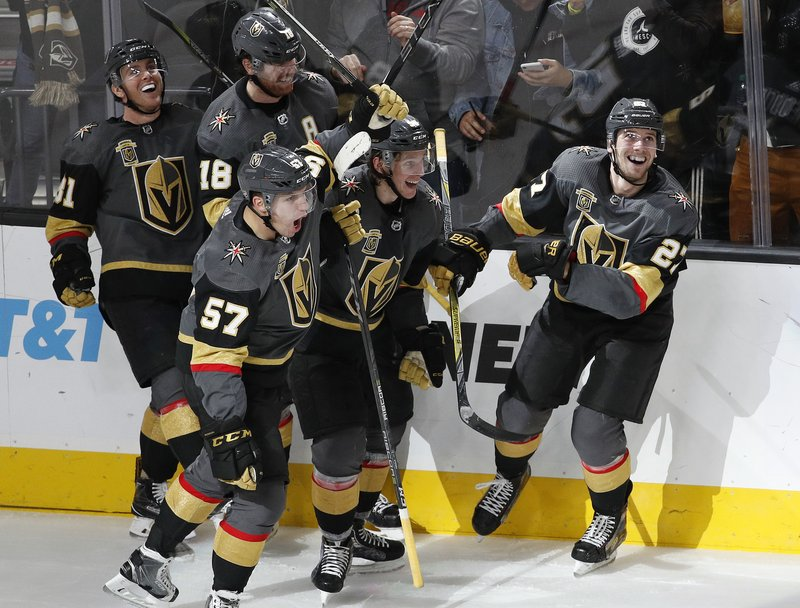 1537fd6d110 Striking Gold  How Vegas became NHL s best expansion team