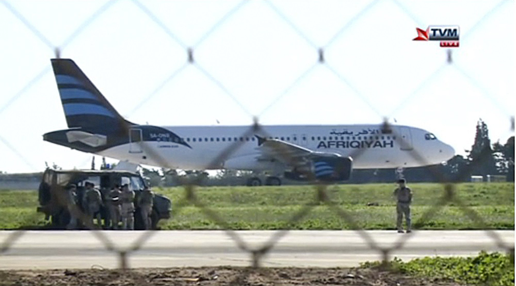 The Latest Flights Resume At Malta Airport After Hijacking