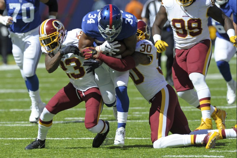 DeAngelo Hall, Shane Vereen