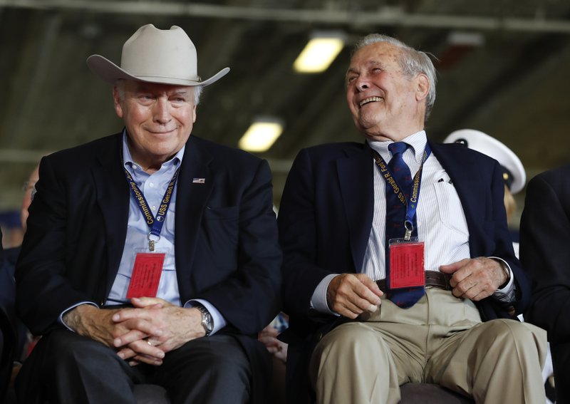 Dick Cheney, Donald Rumsfeld,