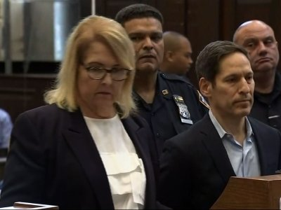 Ex-CDC director appears in court on abuse charge