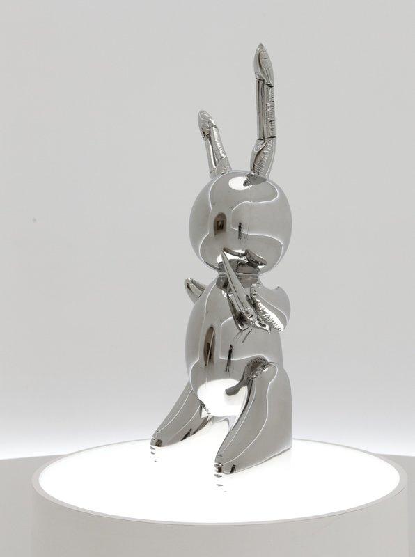 Rabbit jeff koons