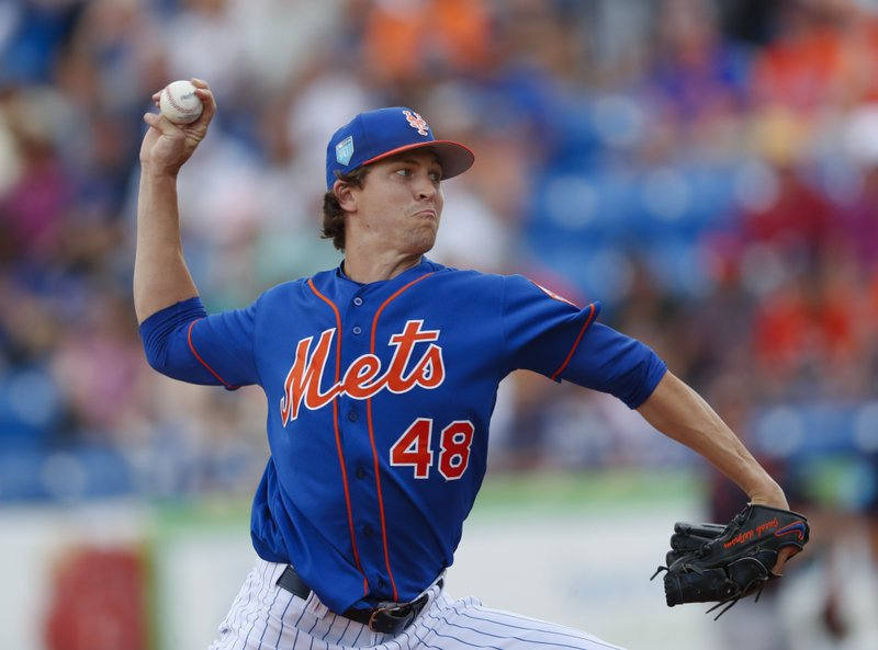 Jacon deGrom