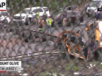 New Jersey Mayor Calls Bus Crash 'Horrific'