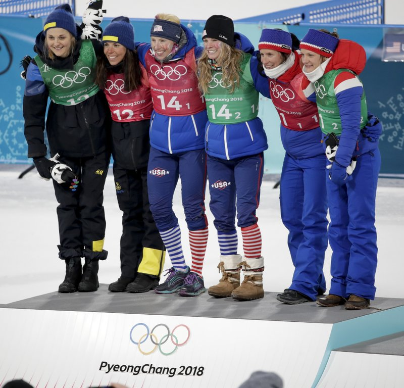 The Latest Bjoergen Becomes Most Decorated Winter Olympian