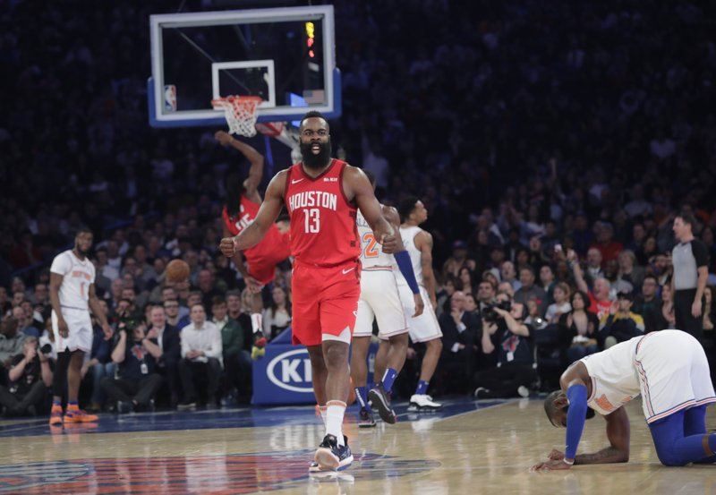 99921f83ce3 On Basketball  Harden s run should end when he gets help