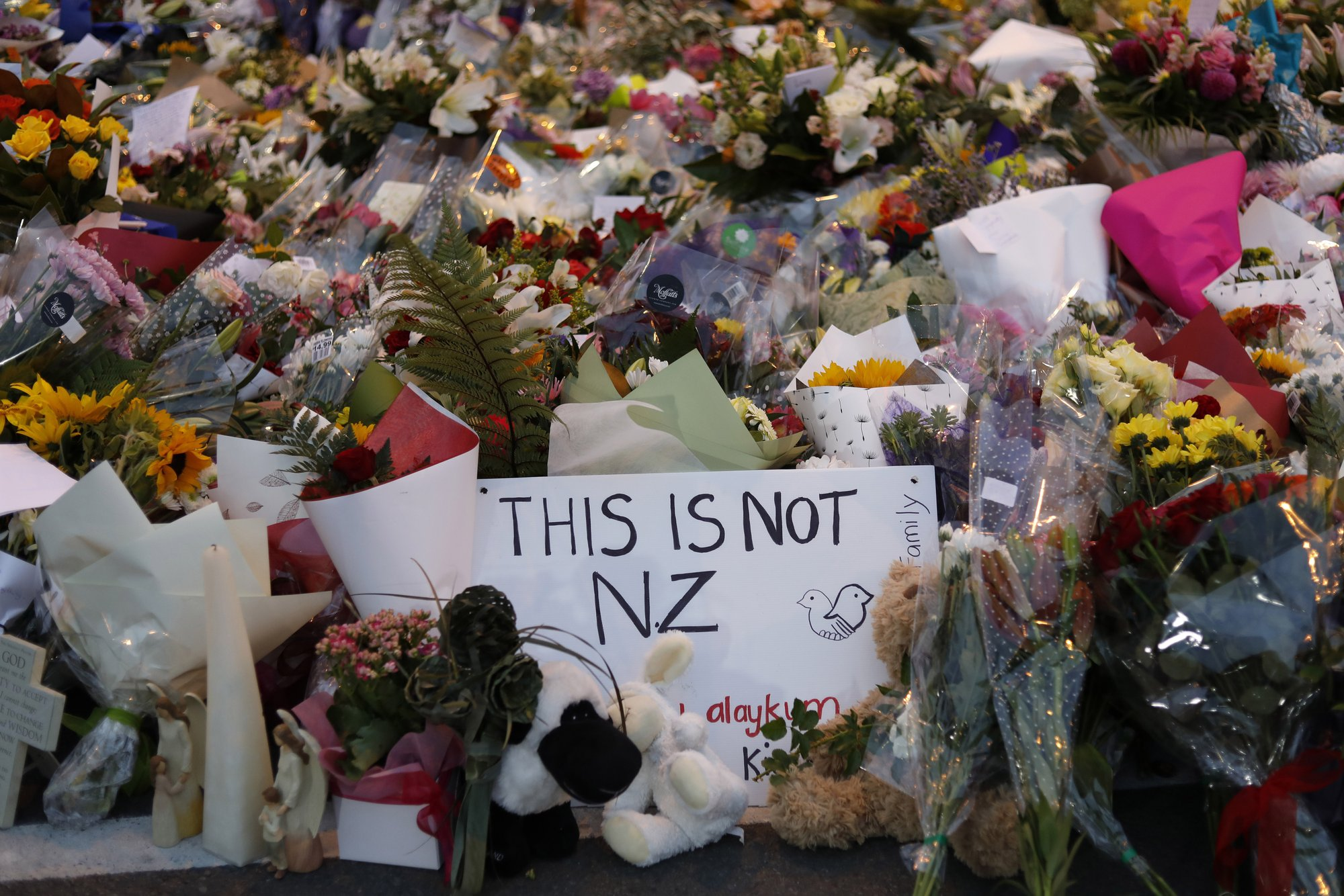 NZ city scarred by shooting is home to white supremacists