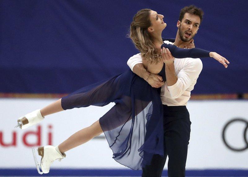 Gabriella Papadakis, Guillaume Cizeron