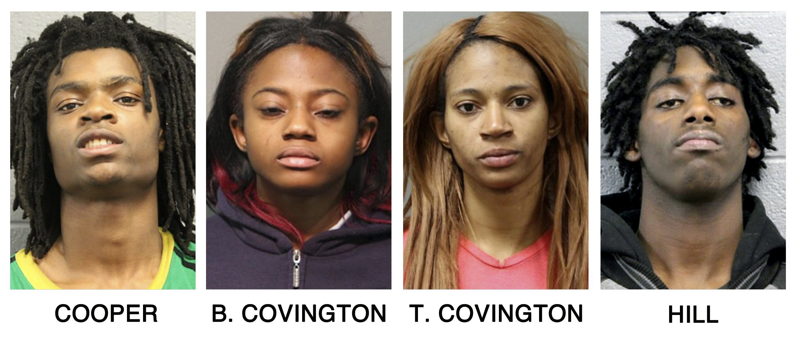 Suspects in videotaped beating plead not guilty in Chicago