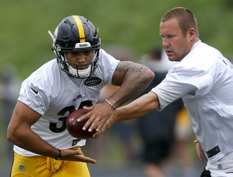 Ben Roethlisberger, James Conner