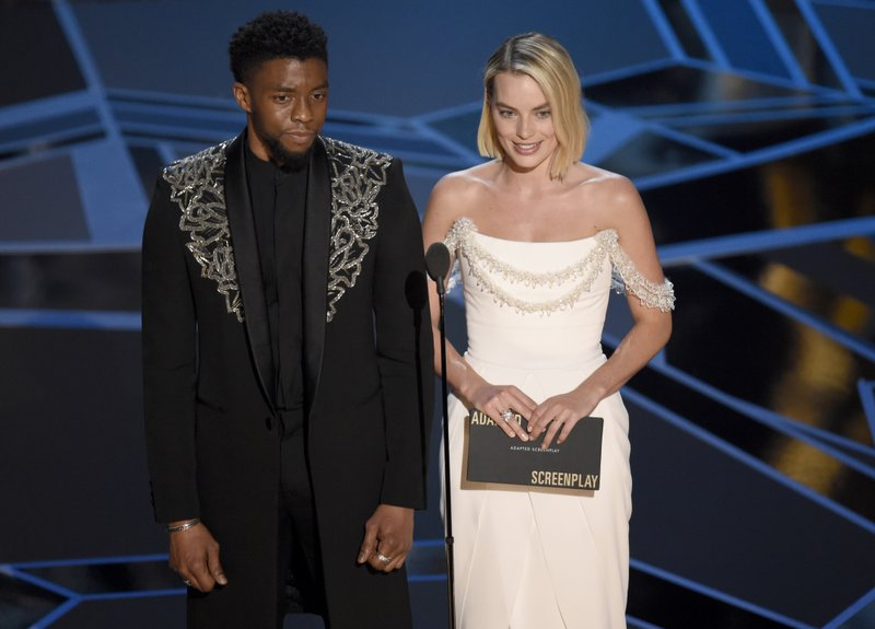 Chadwick Boseman, Margot Robbie