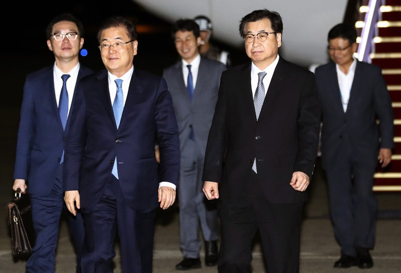 Korean Leaders To Meet This Month About A 'Nuclear-Free Korean Peninsula'