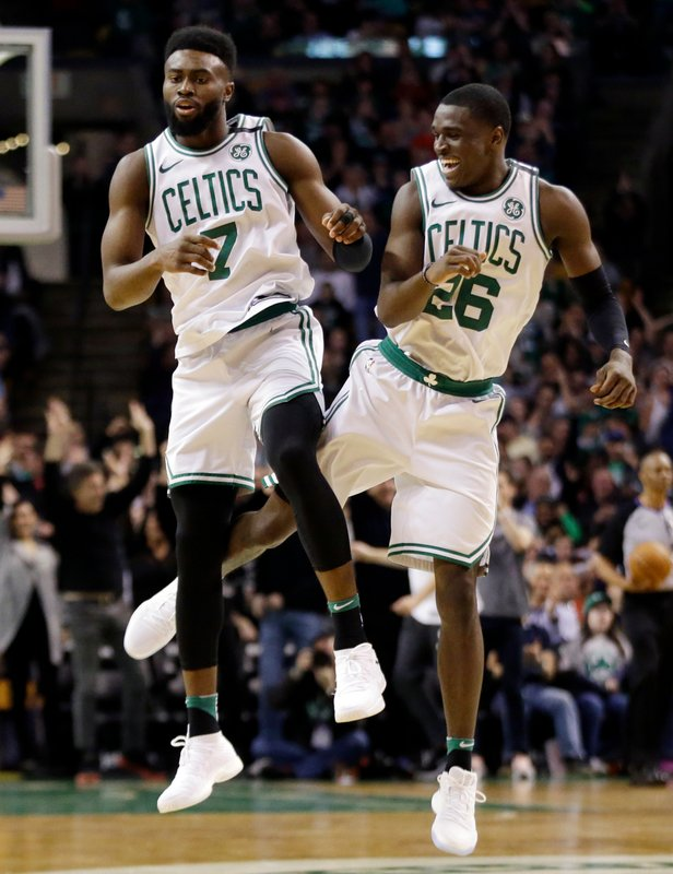 Jaylen Brown, Jabari Bird