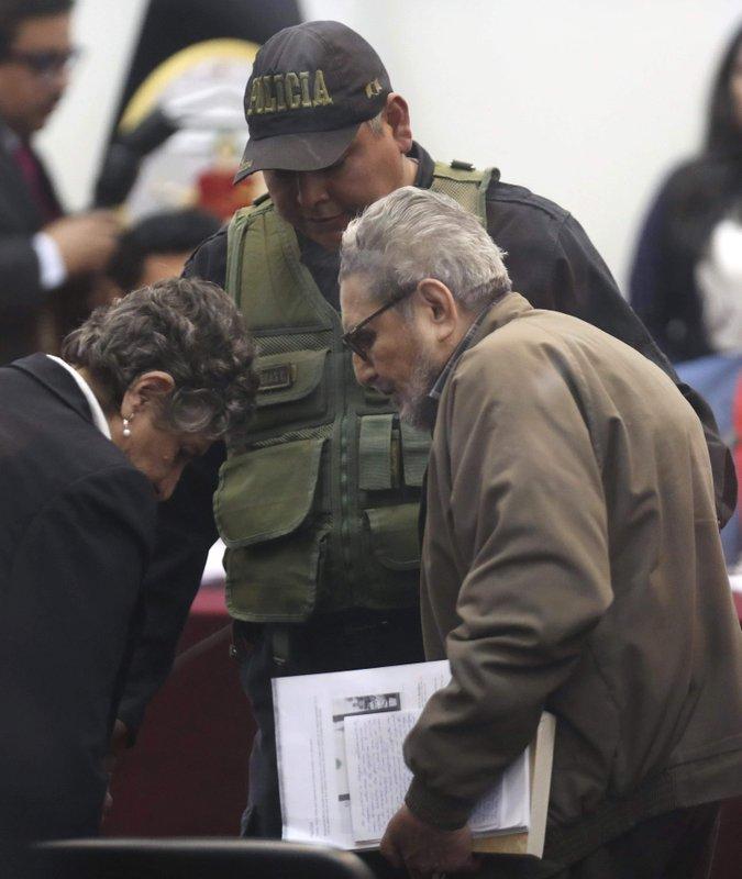 Abimael Guzman, Elena Iparraguirre