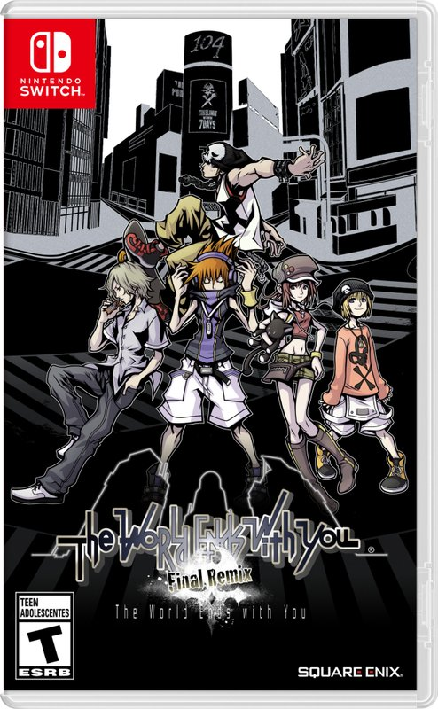 Nintendo News: The World Ends with You: Final Remix Comes to Nintendo Switch Oct. 12