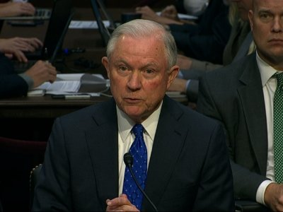 Sessions Tells Senators he Urged Comey Firing