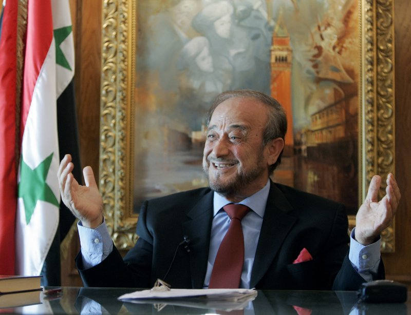 Spain seizes property worth $735M linked to Assad's uncle