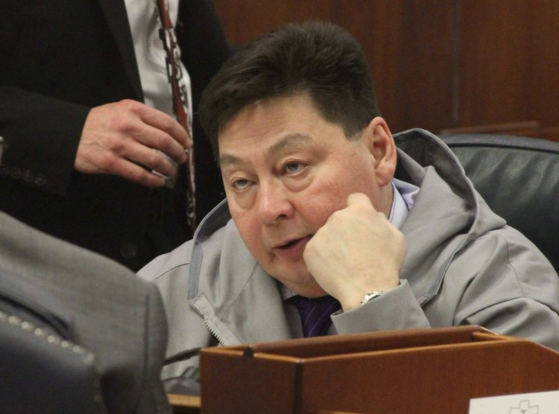 Alaska Legislature, Dean Westlake