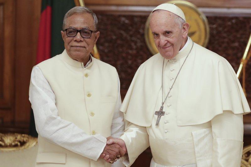 Pope Francis, Abdul Hamid