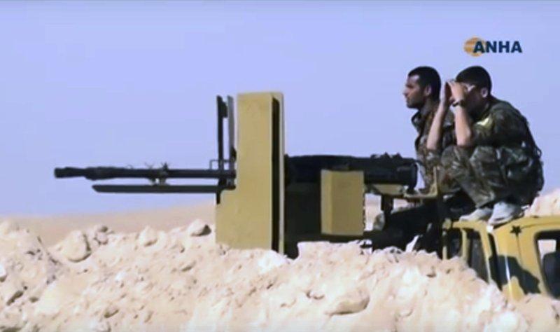 Turkey, Syrian Kurds at loggerheads over Raqqa offensive